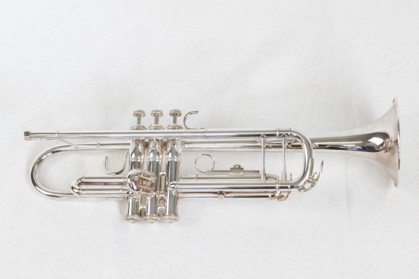 Bach Trompete TR-500S versilbert