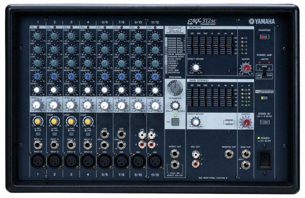 Yamaha EMX 312 SC