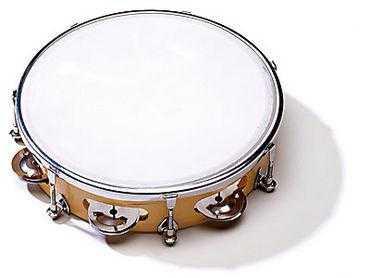 Sonor CG TT 8 P Tambourin 6 Paar Schellen