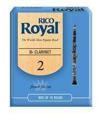 Rico Royal B-Klarinette 2 Blatt