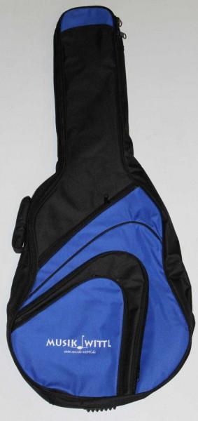 Gig-Bag Konzertgitarre 4/4 700 blau