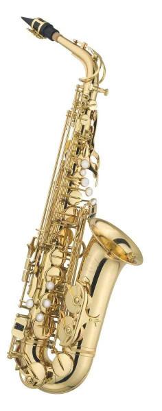 Jupiter JAS 500Q Goldlack Alt Saxophon