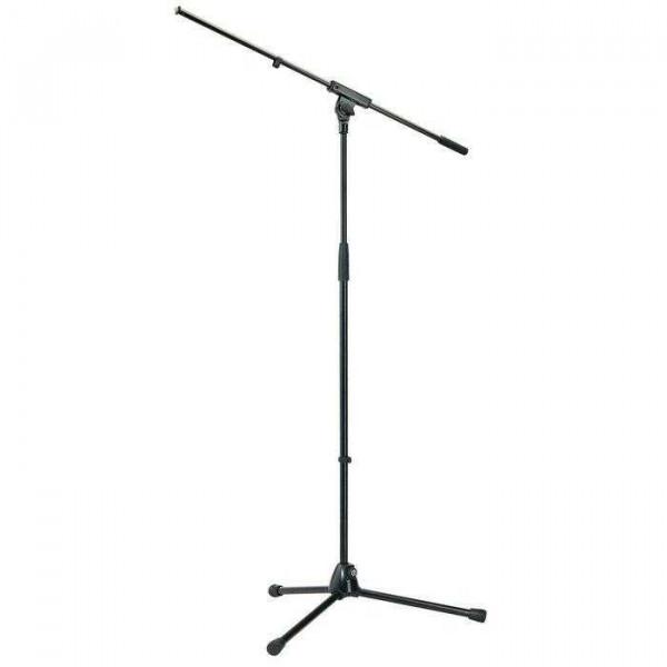 K&M 210/6 Mikrofonstativ schwarz
