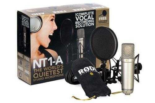 Rode NT 1 A Complete Vocal Recording