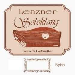 Lenzner Zither Soloklang Griff d