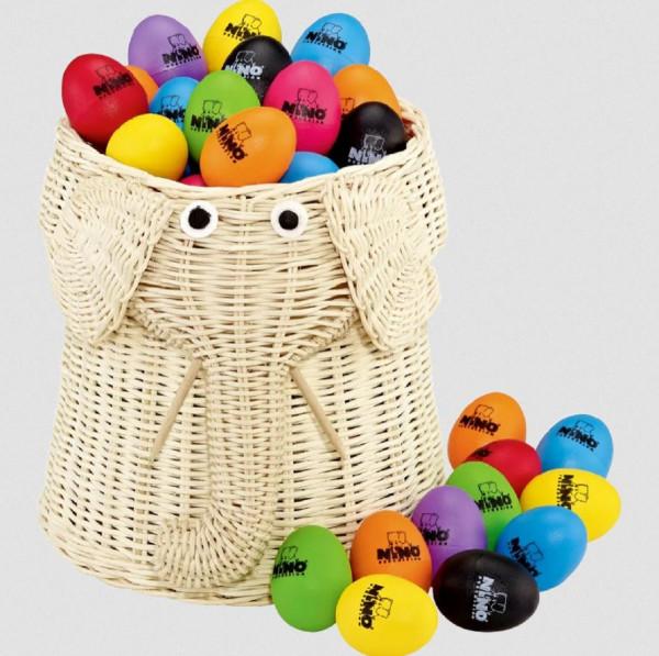 Nino 540 Egg-Shaker bunt (Farbe angeben)