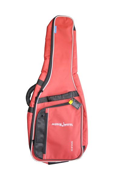 Gewa Gig Bag Economy K-Gitarre 3/4 - 7/8 rot