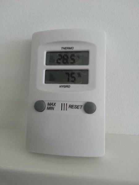 Hygrometer / Thermon