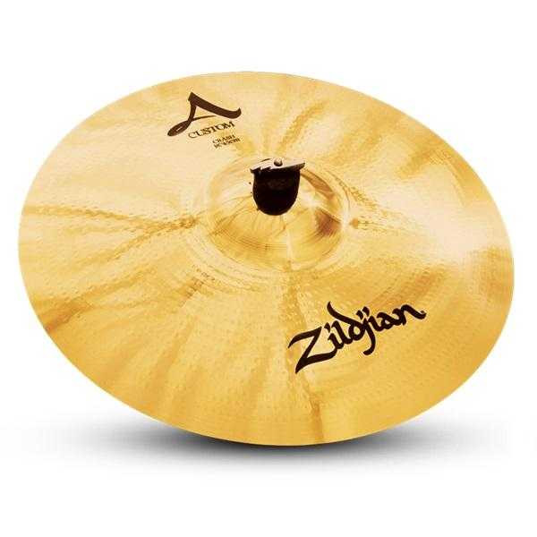 Zildjian A Custom Brilliant Crash 18