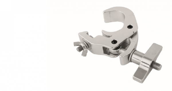 Eurolite TH-260 Quick-Lock Theaterhaken silber