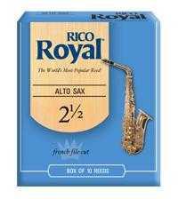 Rico Royal Alt-Saxophon Blatt Stärke 2,5