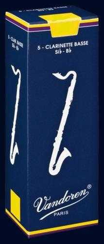 Vandoren Classic Bass-Klarinette 2,5