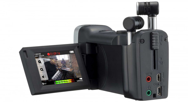 Zoom Q4 n Quick Cam Recorder