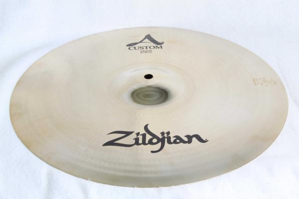 Zildjian A Custom Brilliant Crash 16