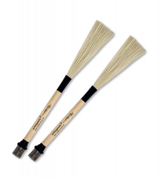 Schlagwerk BRC06 Cajon Shaker Brush #6 T.J. Troy