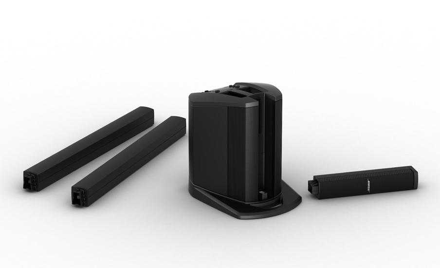 bose l1 compact ist die perfekte kompakte beschallung. Black Bedroom Furniture Sets. Home Design Ideas