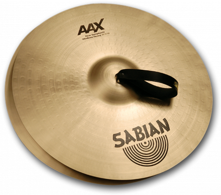 Marschbecken Sabian AAX New Sym. 20