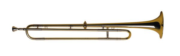 Dotzauer Fanfare 13010 Militärmodell Messing