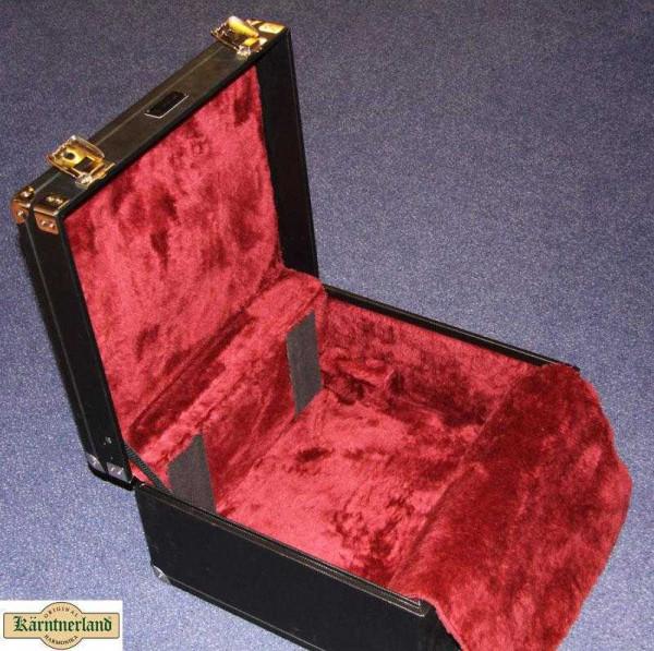 Kärntnerland Koffer für 4reihige Harmonika