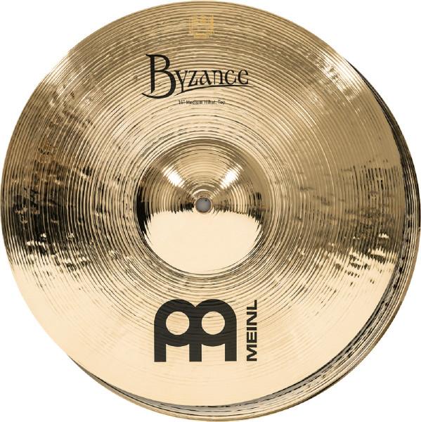 Meinl Byzance Medium Hi Hat 14