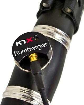 Rumberger Klarinetten Tonabnehmer K1X
