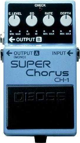 Boss CH-1 Super-Chorus
