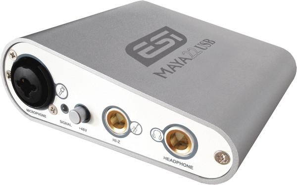 ESI MAYA22 USB, Interface , USB Audio