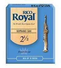 Rico Royal Sopran-Saxophon 2,5