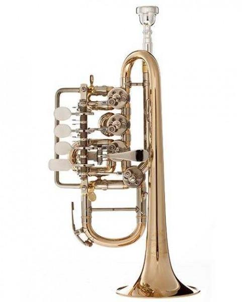 Scherzer 8111-L Hoch B Trompete
