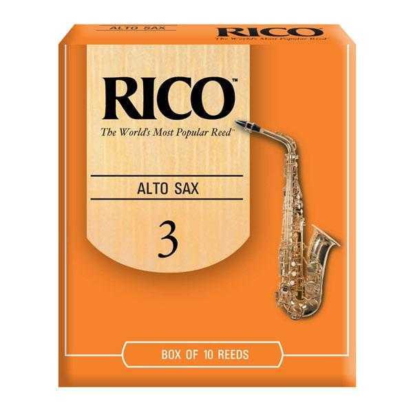 Rico Alt-Saxophon Blatt 3