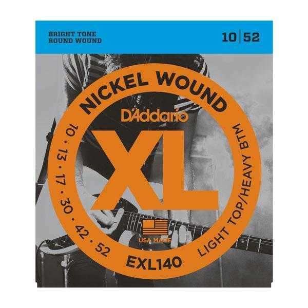 D'Addario EXL140 für E-Gitarre