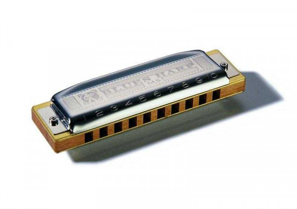 Hohner Blues Harp MS D-Dur