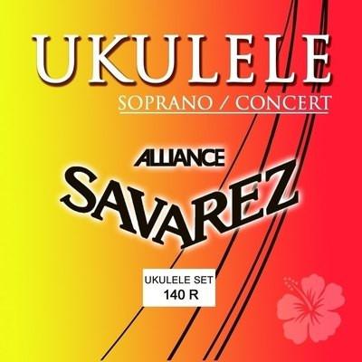 Savarez 140 R Ukulele Saiten Sopran/Concert