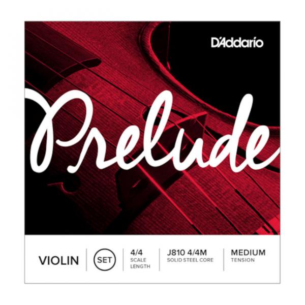 D'Addario J810-4/4M Prelude Violin Saiten