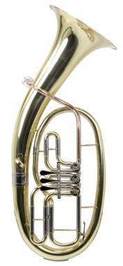 Classic Cantabile TH 33Tenorhorn mit Neusilbergarnitur